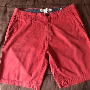 H&M Salmon Shorts